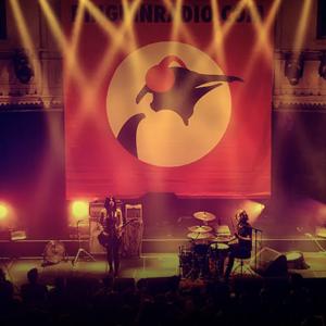 Pinguin Radio op Sniester (c) Fotono Photography
