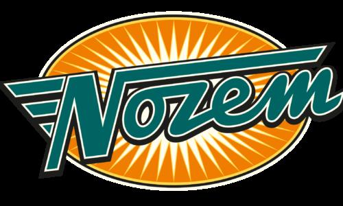 Nozem logo - zonder balk PNG